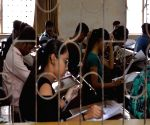 Students appear in HS Exams