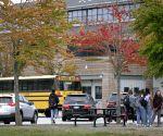 CANADA VANCOUVER COVID 19 SCHOOL ALERT