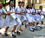 WBBSE declares class 10 results, students celebrate