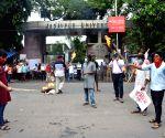 SFI protests against Farm Bills 2020