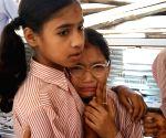 NEPAL KATHMANDU EARTHQUAKE AFTERSHOCK