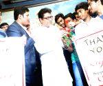 CBSE paper leak - students meet Raj Thackeray