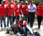 Bengaluru engineering students make go-kart