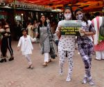 "Students' ""Fashion March""  to spread awareness about air pollution"