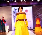Fashion show at Jalandhar university