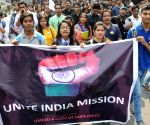 United India march