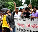 Protest against West Bengal Government