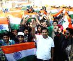 Students demand  shifting of NIT Srinagar outside Kashmir valley