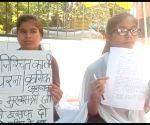 Free Photo: Students' strike