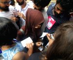 Voting underway for JNUSU elections