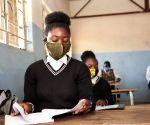 ZAMBIA LUSAKA COVID 19 SCHOOL REOPENING
