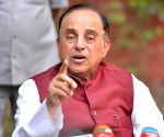 Nadda now certain to be BJP president: Swamy