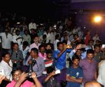Success tour of Telugu film Dwaraka to Rajahmundry