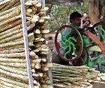 File Photo: Sugarcane juice