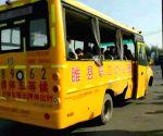 CHINA HENAN SCHOOL BUS COLLISION