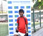 12-year-old Sujal to represent India in Football For Friendship programme