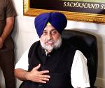 Don't deny the right of farmers' to hold march: Akali Dal