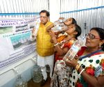 Bindeshwar Pathak inaugurates Rural Drinking Water Supply project