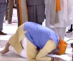 Sultanpur Lodhi: PM Modi visits Ber Sahib Gurudwara in Punjab