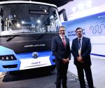 Auto Expo 2018 - Ashok Leyland electric bus – Circuit-S