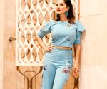 Free Photo: Sunny Leone has 'no time to be blue