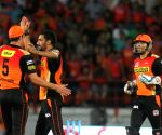 IPL - Gujarat Lions and Sunrisers Hyderabad