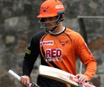 IPL 2018 - Sunrisers Hyderabad - practice session