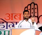People have decided to change chowkidar: Rahul