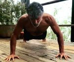 Super-fit Milind Soman flaunts shirtless beef in new post
