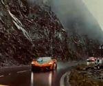 Supercars speed past Arunachal highway, CM thrilled