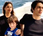 Gauri Khan shares an adorable picture of her 'three little hearts'