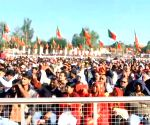 Jabalpur (Madhya Pradesh): Amit Shah's rally