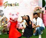 Suresh and Priyanka Raina become entrepreneurs