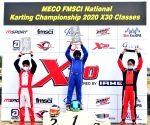 Suriya, Ruhaan & Ishaan poised to clinch National Karting C'ship titles