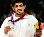 Non bailable warrant issued against Olympic medallist Sushil Kumar