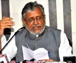 BJP nominates Sushil Kumar Modi for Rajya Sabha bypolls