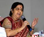File Photos: Sushma Swaraj