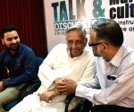 Talk and discussion programme - Mani Shankar Aiyar