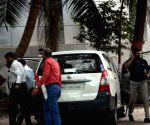 NIA arrests Mumbai cop Riyaz Kaji in Antilia bomb scare case