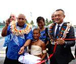 FIJI SUVA CHINA AIDED BRIDGES OPEN