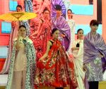 A bed sheet show in Suzhou