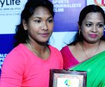 Swapna Barman's press conference