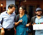 Swara Bhasker begins shooting for 'Jahaan Chaar Yaar' in Lucknow