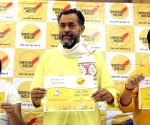 MCD Polls - Yogendra Yadav launches Swaraj India  manifesto