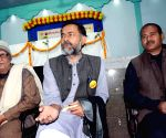 Yogendra Yadav during a programme