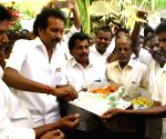 Karunanidhi's birthday celebrations