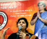 National Women's Party meeting