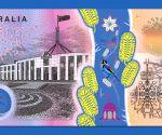 AUSTRALIA-RBA-NEW FIVE AUSTRALIAN DOLLAR NOTE