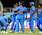 Tweeple hail 'Women in Blue's' thrilling win over Australia