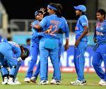 Tweeple hail 'Women in Blue's' thrilling win over Australia